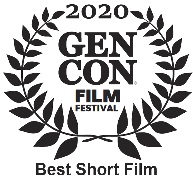 Cosmic Playtester, Best Short Film GenCon Film Festival